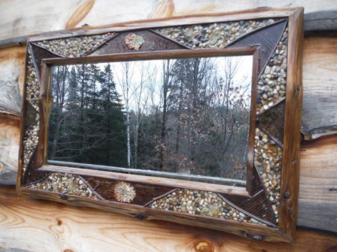 Custom Built Mirror Frame