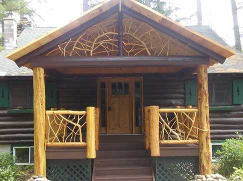 Log Front Entry