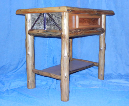 Rustic Night Stand