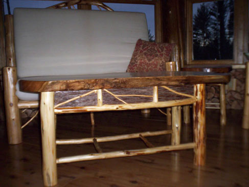 Butternut Coffee Table