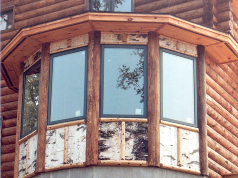 Log Home 4 - Sun Room